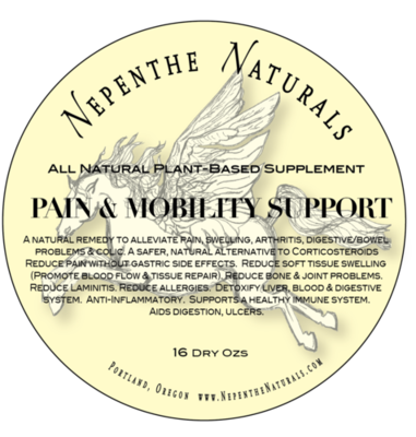 Pain & Mobility Support Supplement 16oz