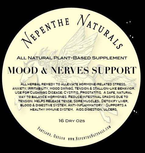 Mood & Nerve Support Supplement 16oz