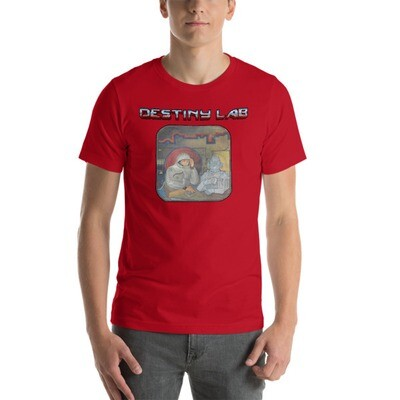 Destiny Lab 80's vibe Short-Sleeve Unisex T-Shirt