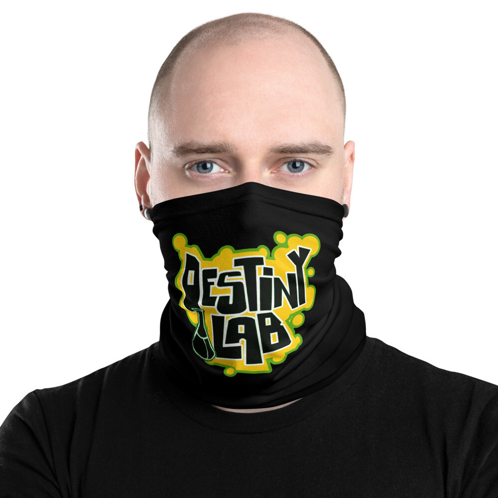 Destiny Lab Beaker Neck Gaiter