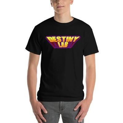 Destiny Lab 80's Logo Short Sleeve T-Shirt