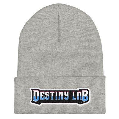 Destiny Lab Cuffed Beanie
