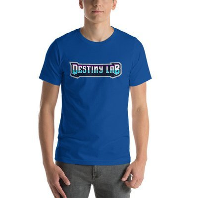 Destiny Lab Short-Sleeve Unisex T-Shirt