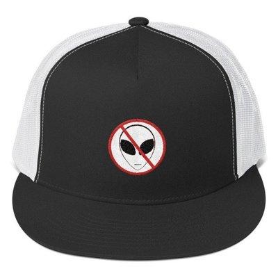 Anti Alien Trucker Cap