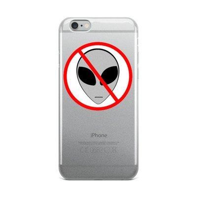 Anti Alien iPhone Case