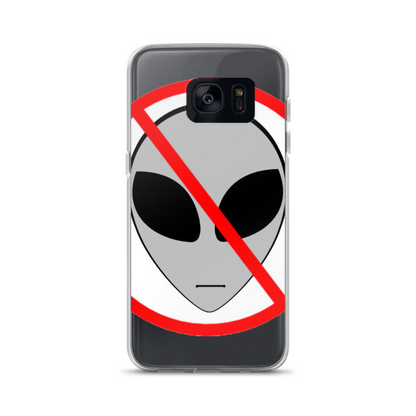 Anti Alien Samsung Case