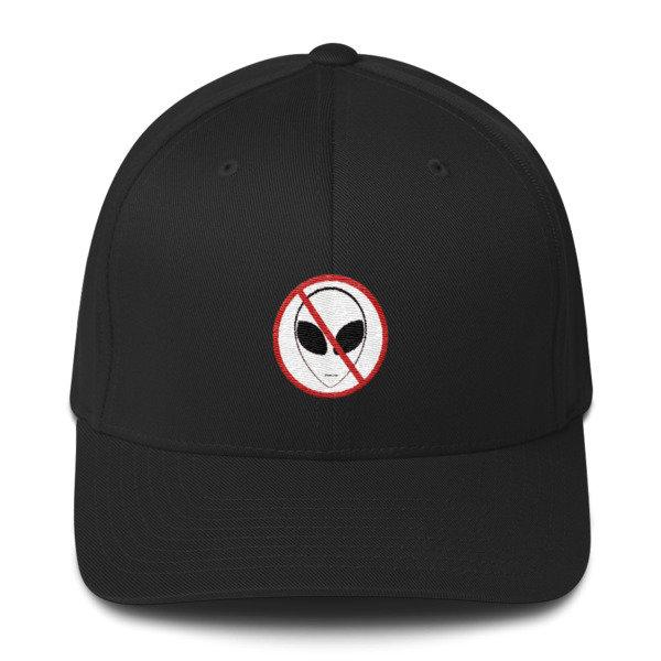 Anti Alien pro back flexi fit hat