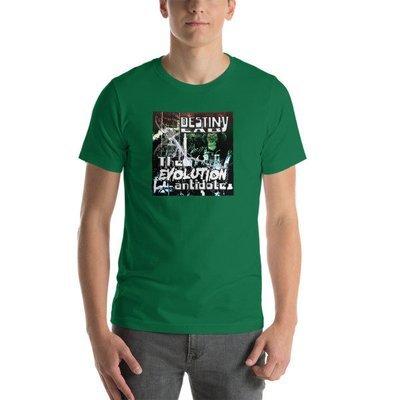 Destiny Lab Evolution's Antidote Short-Sleeve Unisex T-Shirt