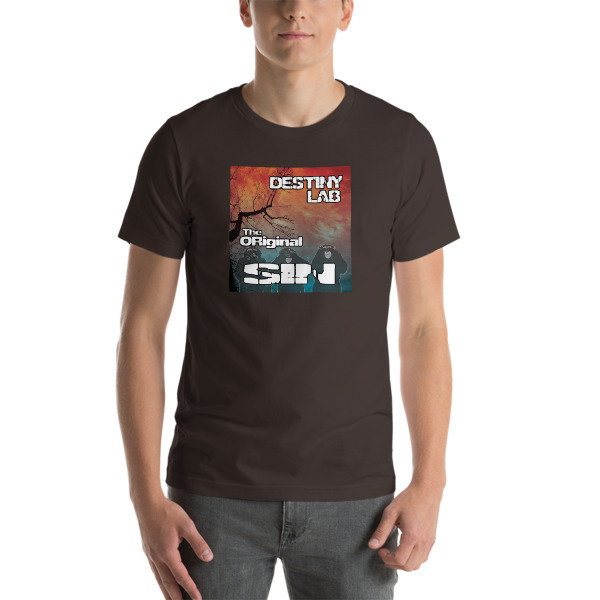 Destiny Lab Original Sin Short-Sleeve Unisex T-Shirt