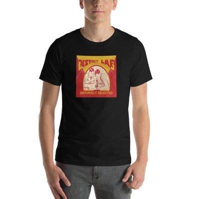 Destiny Lab Naturally Selected Short-Sleeve Unisex T-Shirt