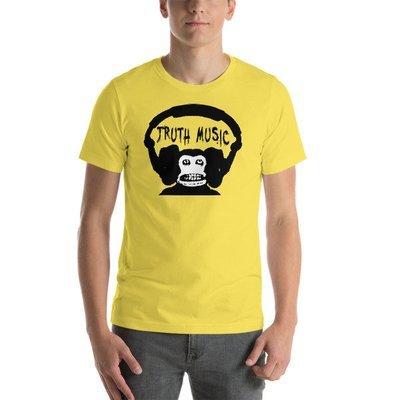 Truth Music Short-Sleeve Unisex T-Shirt