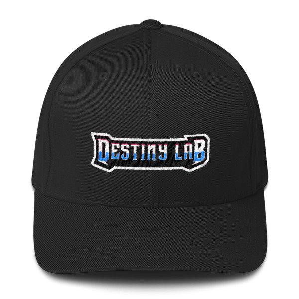 Destiny Lab Flexfit Structured Twill Cap