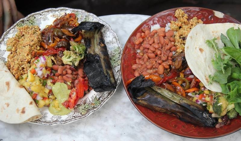 Fireside Feast Food Experience