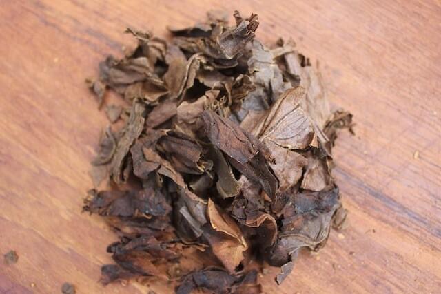 1 lb Beyond Organic Homegrown Dark Tobacco - Broken Leaf
