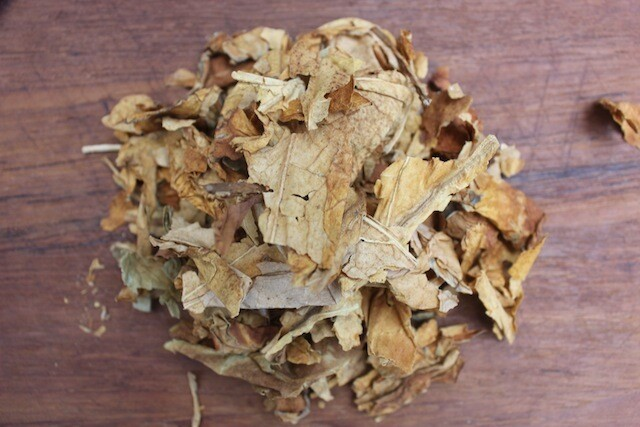 6 oz Beyond Organic Homegrown Light Tobacco - Broken Leaf