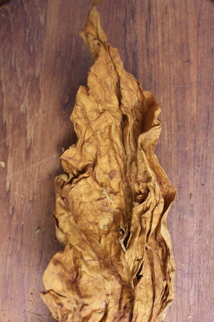 6 oz Beyond Organic Homegrown Light Tobacco - Whole Leaf