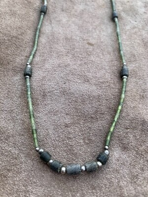 Short & Sweet Jade Necklace