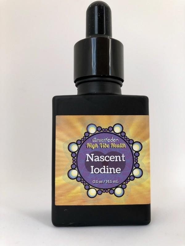 0.5 oz Nascent Iodine
