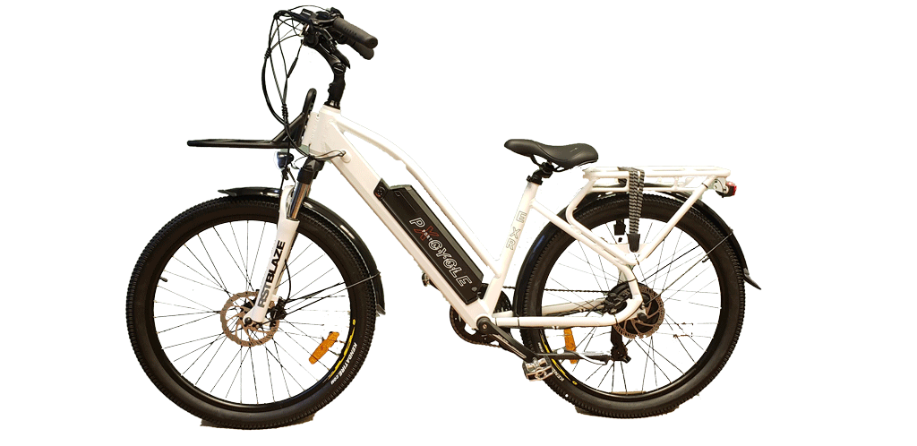 pXcycle E-XR