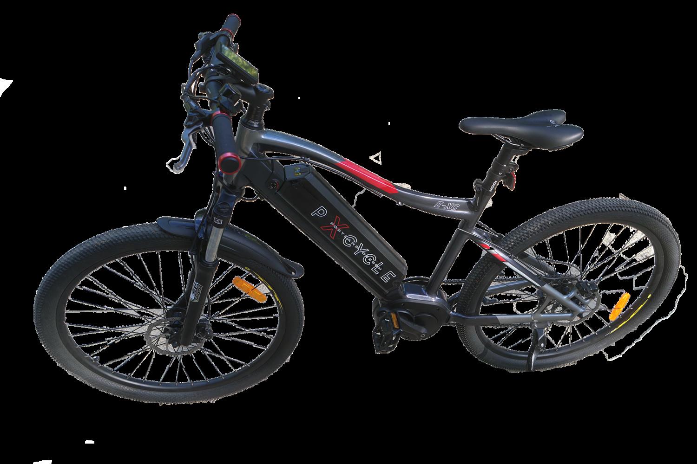 pXcycle E-XC  Urban Mountain Electric Bike