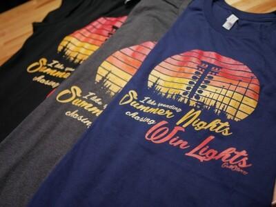 Summer Nights, Win Lights T-Shirt