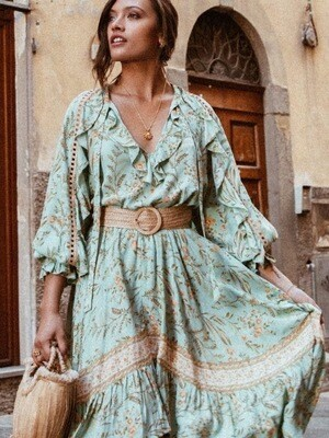 Heleni Cruise Dress