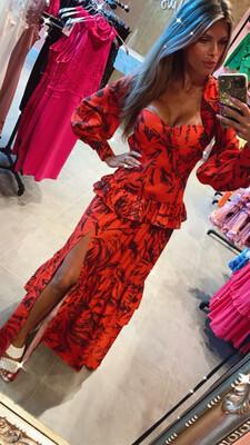 Jeny Bolero Gown