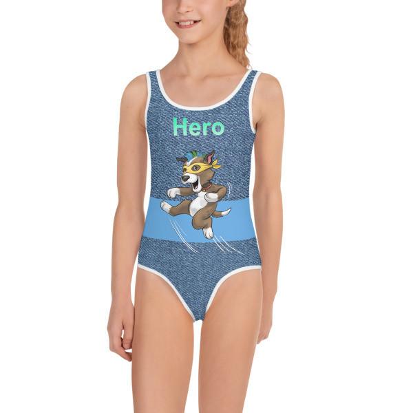 Hero Girls Swimsuit