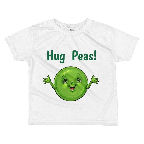Hug Peas Toddler Shirt