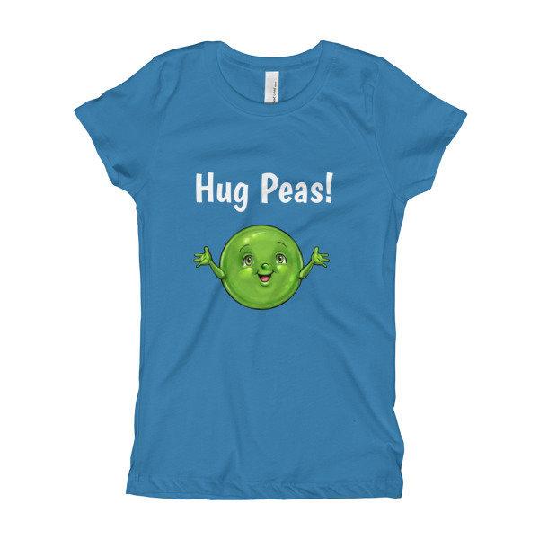 Hug Peas Girl's T-Shirt