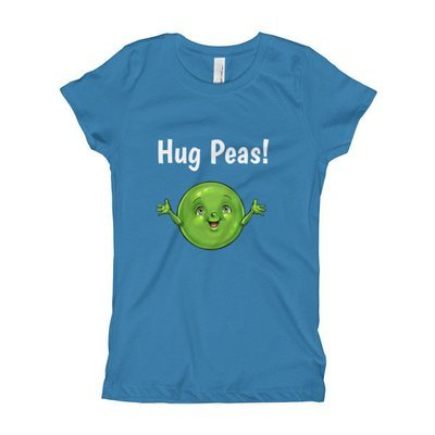 Hug Peas Girl's T-Shirt