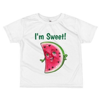 I'm Sweet Toddler T-shirt