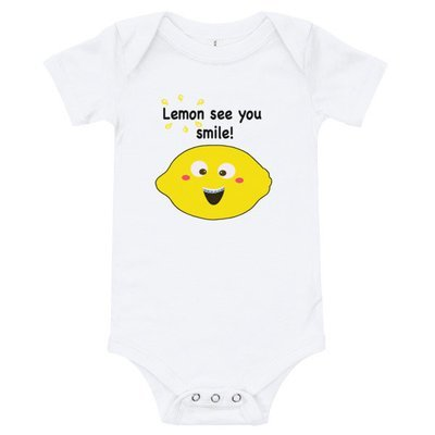 Lemon see you smile T-Shirt