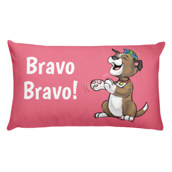 Bravo Pillow