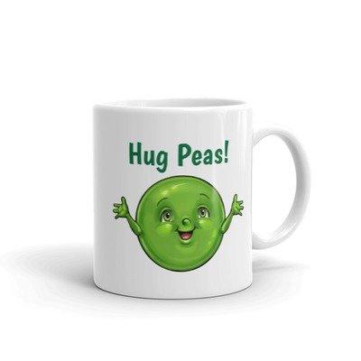 Hug Peas Mug