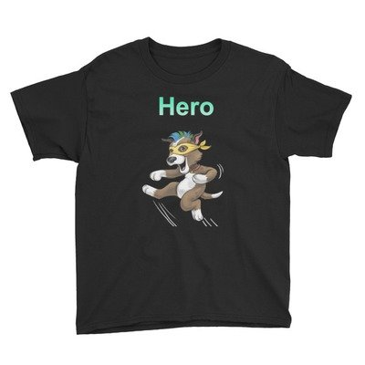 Hero Youth Short Sleeve T-Shirt