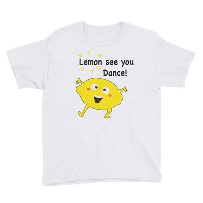 Lemon See You Dance T-Shirt