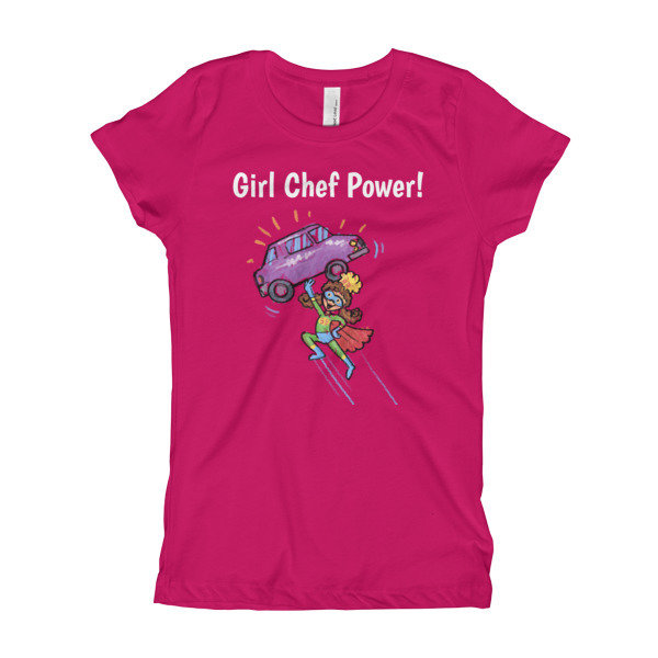 Girl Chef Power!