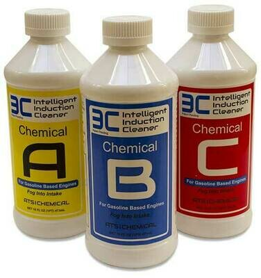 Case of 3C Induction Chemical Treatment
