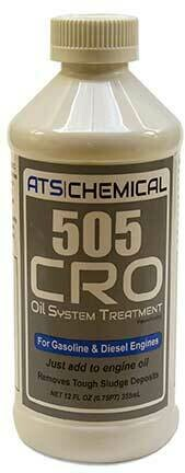 Case of 505CRO™ Oil System Treatment