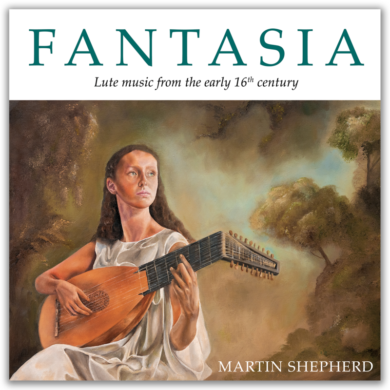 Fantasia: Lute music from the early 16th century [CD]