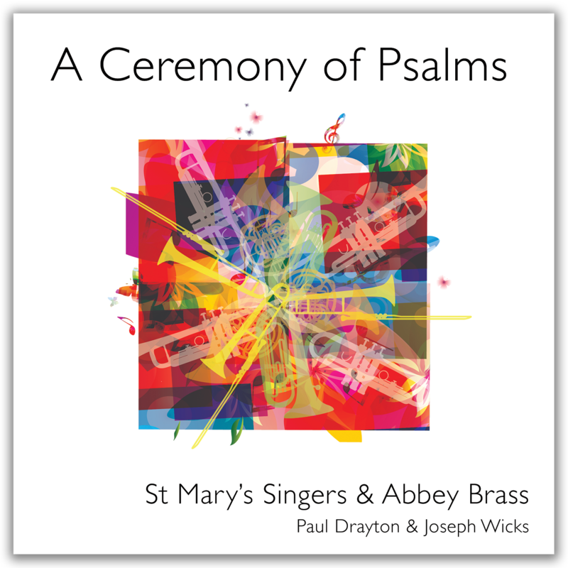 A Ceremony of Psalms [CD]