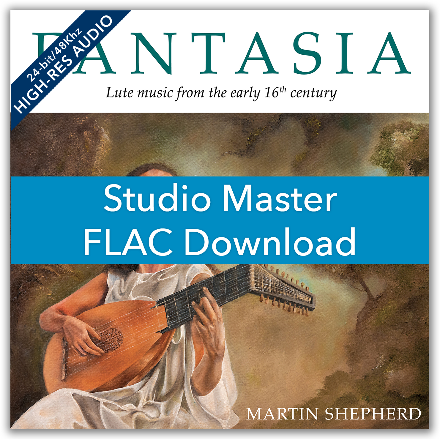 Fantasia: Lute music from the early 16th century [FLAC]