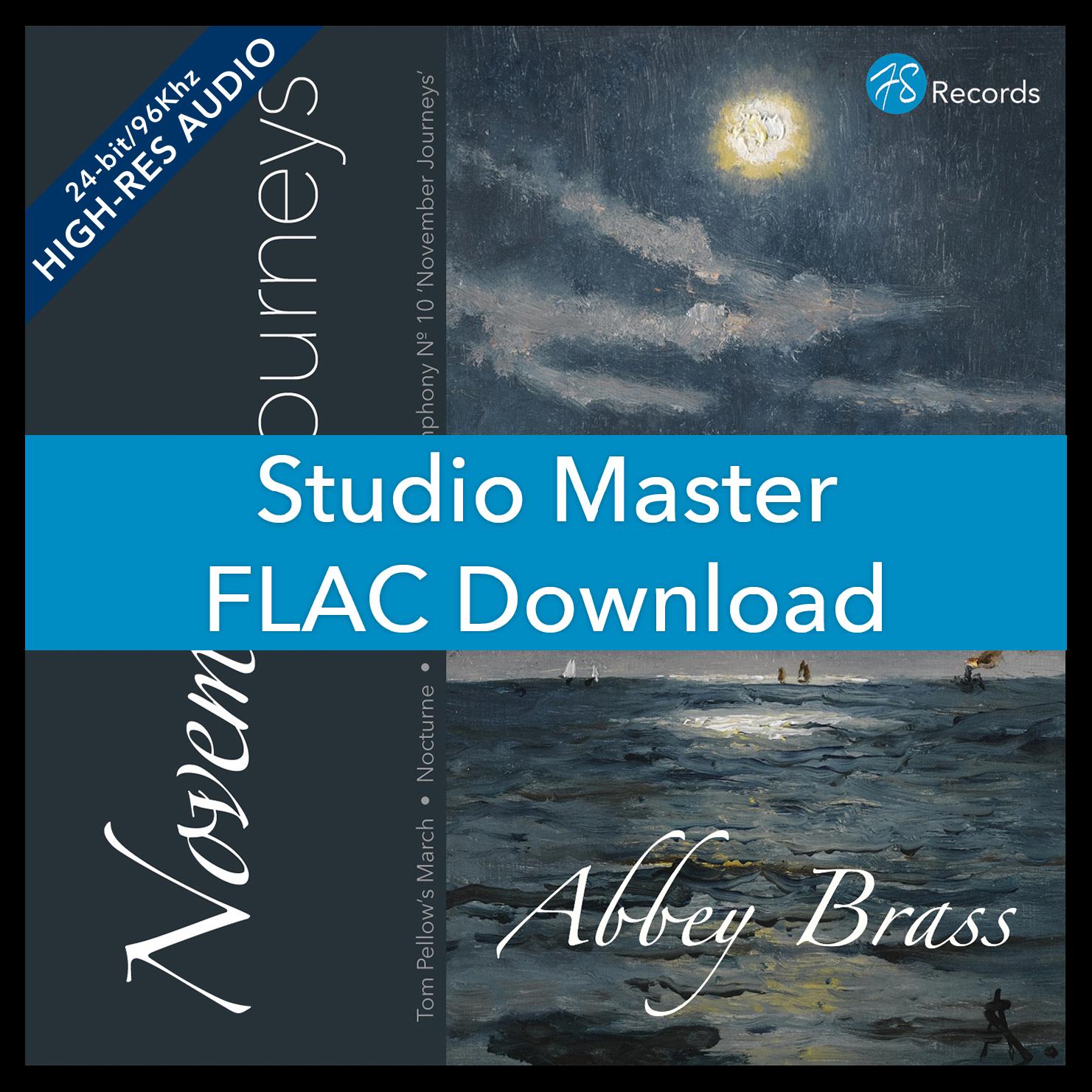November Journeys: Works for brass ensemble by Paul Drayton & George Lloyd [FLAC]