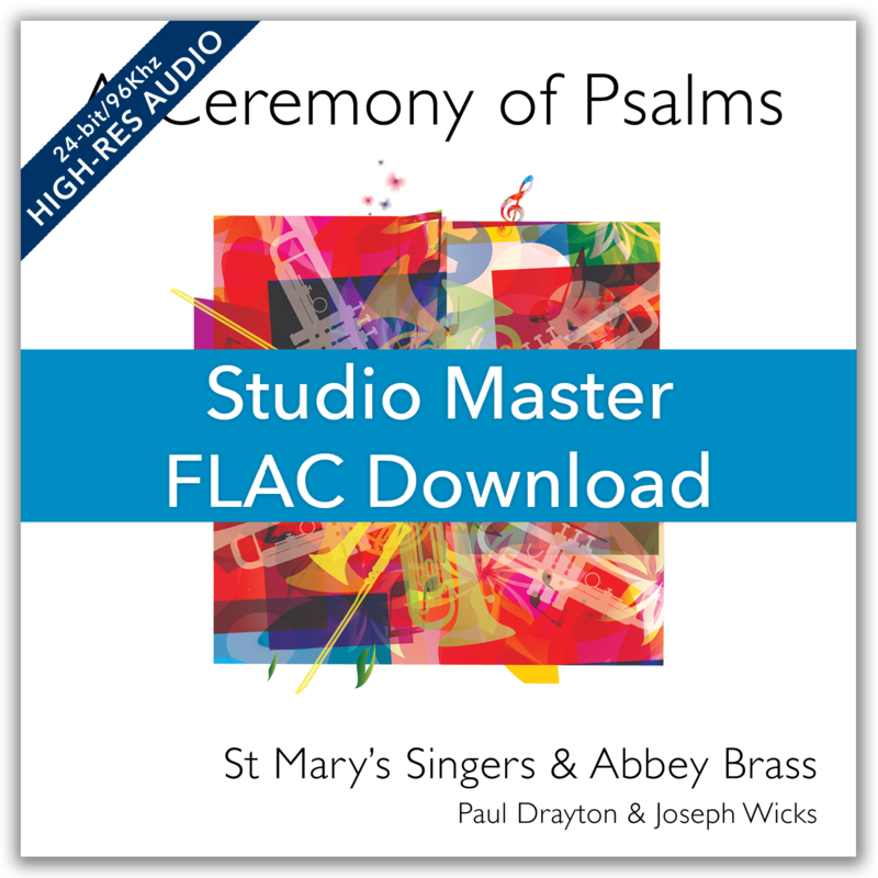 A Ceremony of Psalms [FLAC]