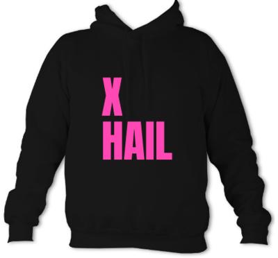 X-HAIL HOODIE