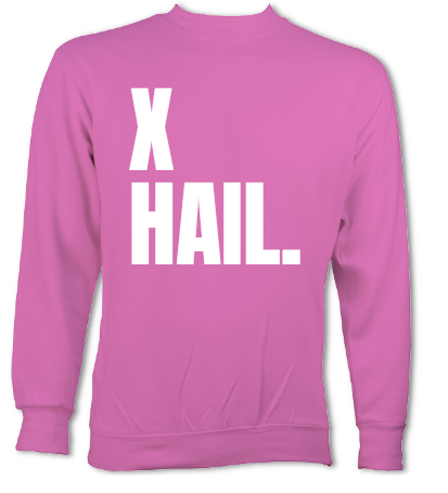 X-Hail Pink Sweat