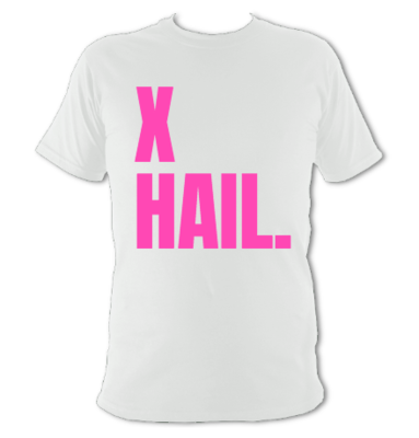 X-Hail White T