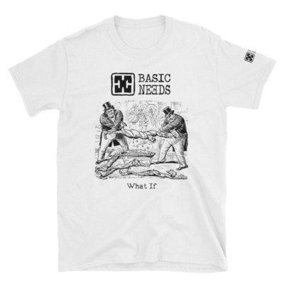 Basic Needs - What If EP - White