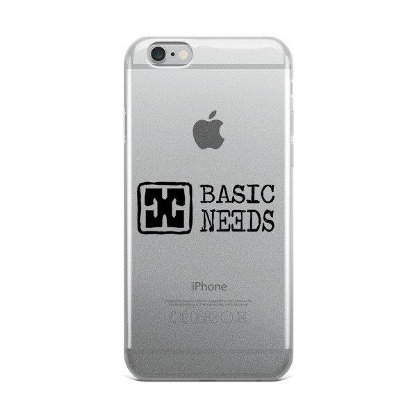 Basic Needs - iPhone Case
